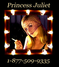 princess role-play phone sex and sexting